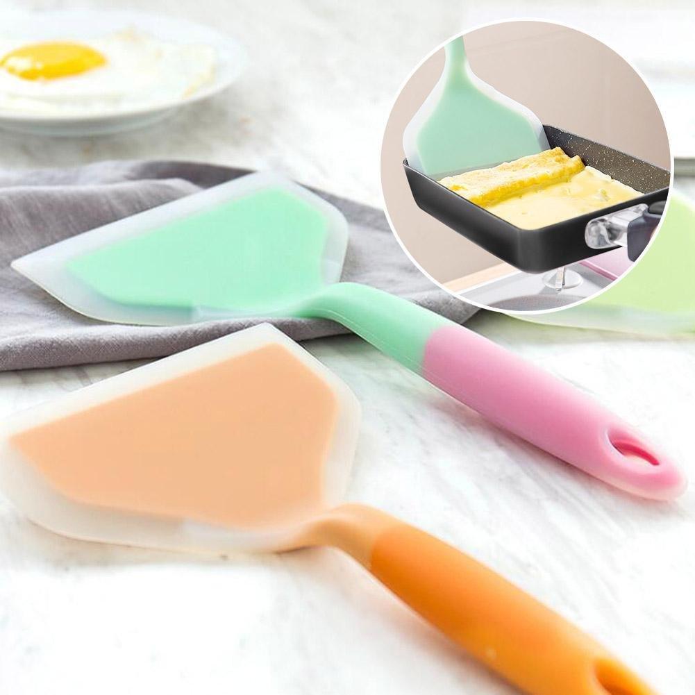 benhai 1Küche hohen Umwelt-Silikon wendemaschinen Tools hitzebeständig Spatel Schaufel Cook Ware