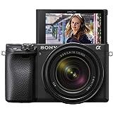 Sony A6400 24.2MP Wi-Fi 4K + 18-135mm Lens Kit