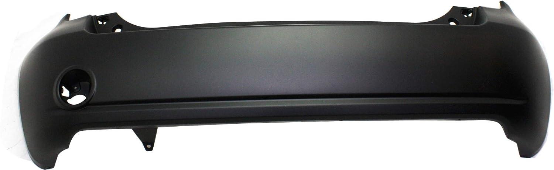 Rear Bumper Cover Compatible with 2008-2010 Scion xB Primed