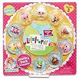 lalaloopsy gem dolls - Lalaloopsy Tinies Doll (10-Pack)- Style 4