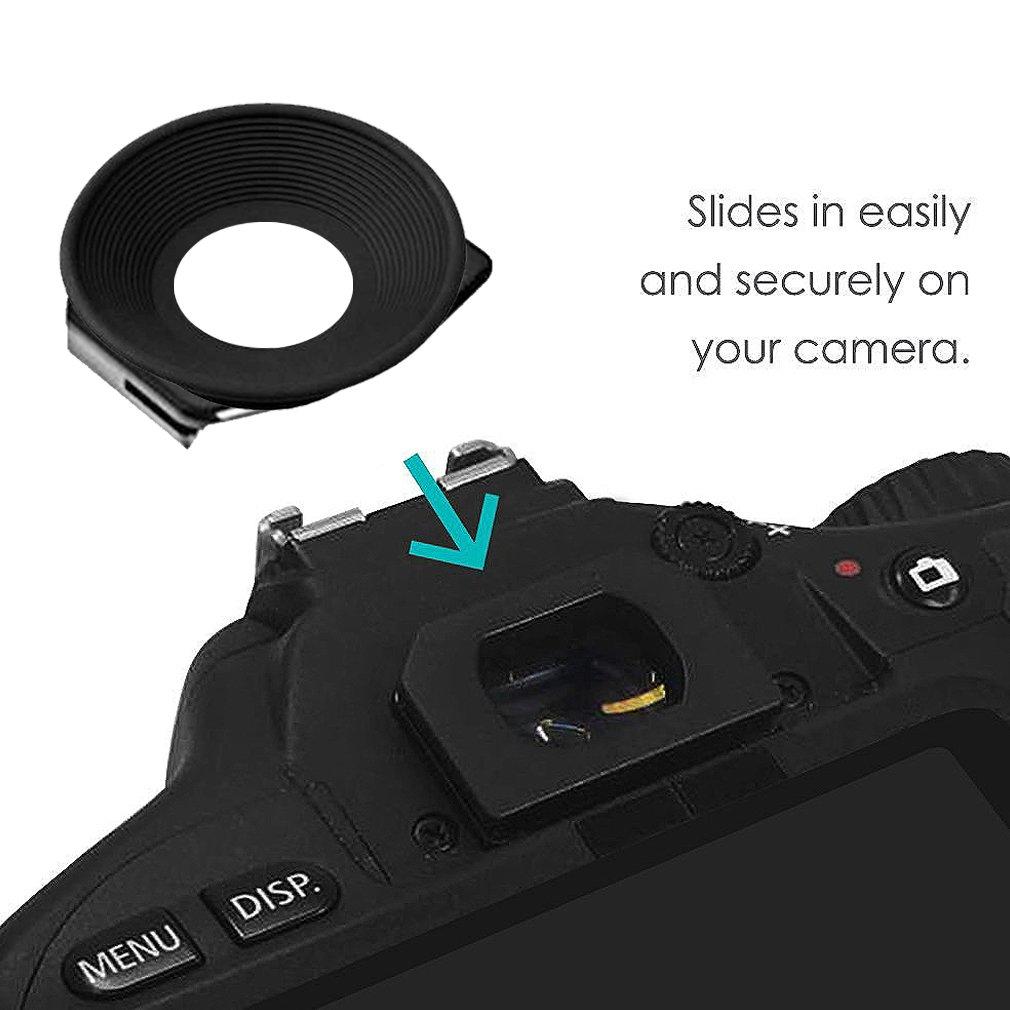Promo Harga Nikon Dk 21 Rubber Eyecup For D750 D610 D600 D7000 Eyepiece D100 D200 D90 D80 D70s D70 D60 D50 D40 Dll First2savvv Premium Quality Dlsr Cameras
