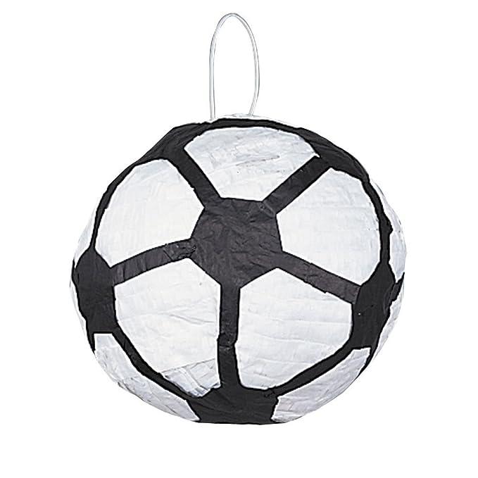 Generique - Piñata balón de fútbol: Amazon.es: Juguetes y juegos