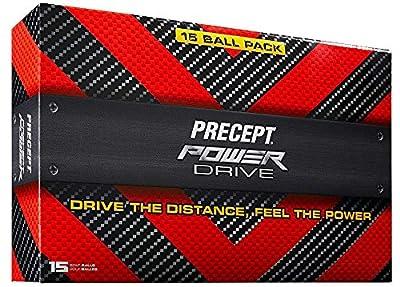 Precept 2017 PowerDrive Golf Balls