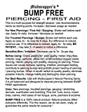BUMP FREE - First Aid & Treatment for Piercings