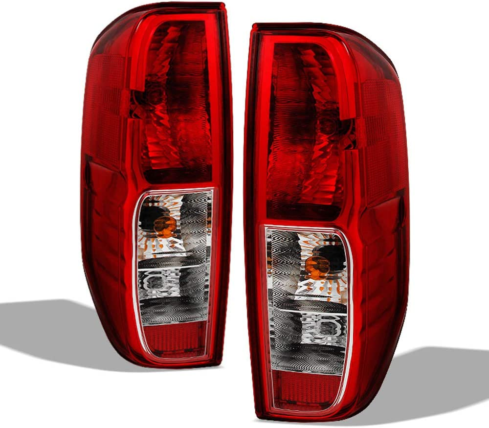 For 2005-2017 Nissan Frontier 09-12 Equator Tail Lights Lamps Replacement Left+Right ACANII