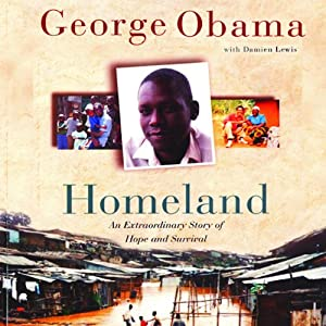 Homeland Audiobook
