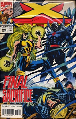 X Factor 105 August 1989 Final Sacrifice Pdf Ipretoclotk