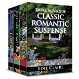 Three Novels of Classic Romantic Suspense: Boxed Set (English Edition)