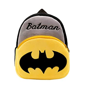Gifts   Arts SOFT BATMAN PRINTED BAG  Amazon.in  Bags 1bb0da467f0ae