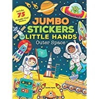 Jumbo Stickers for Little Hands: Outer Space