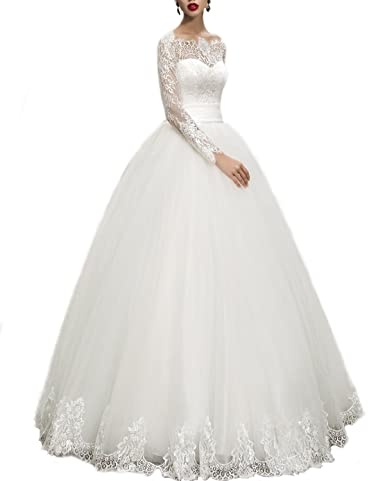 Review WeddingDazzle Wedding Dresses Ball