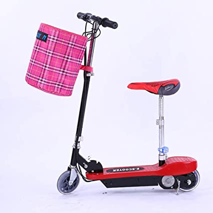 Ddcx Scooter Elettrico Pieghevole Scooter Elettrico Bicicletta