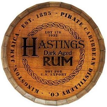 NoBrands Rum Decor – Ron Jamaican Rum – Letrero de madera ...
