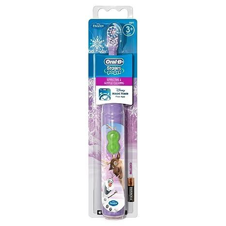 Braun Oral-B Stages Power Kids Batería de Cepillo de Dientes Niños 3 + Años