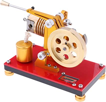 Versuchsmodell Ultra Stirlingmotor Niedertemperatur Stirling Maschine Motor
