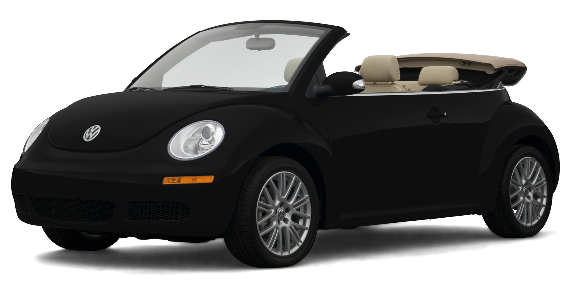 2007 Volkswagen Beetle, 2-Door Automatic Transmission ...