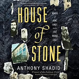 House of Stone Audiobook