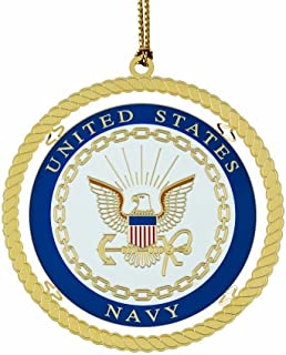 product image for ChemArt Navy Ornament
