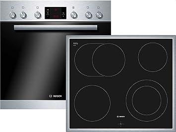 Bosch HND72PS50 - Cocina (Incorporado, Acero inoxidable ...