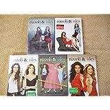 Rizzoli & Isles DVD Season 1-5, 1, 2, 3, 4, 5