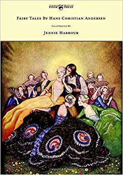Hans Andersen's Stories - Illustrated by Jennie Harbour by Hans Christian Andersen (2015-04-16)