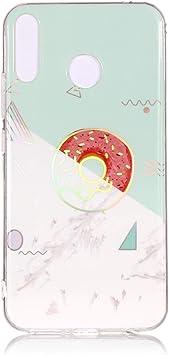 Funda® Firmeza y Flexibilidad Smartphone Carcasa Case Cover Caso para ASUS Zenfone 5Z ZS620KL(4): Amazon.es: Electrónica