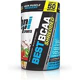 BPI Sports Best BCAA Shredded Powder for Men & Women, Fruit Punch, 50 Servings
