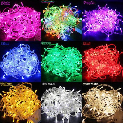 Lightahead® LED Solar Fairy string lights, 22 meter (72 feet) Solar powered 200 LED lights for Outdoors, Home, Weddings, Party's,Christmas & other festivals