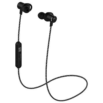 4.1 auriculares Bluetooth, auriculares magnéticos sin hilos del deporte de los auriculares para el iPhone
