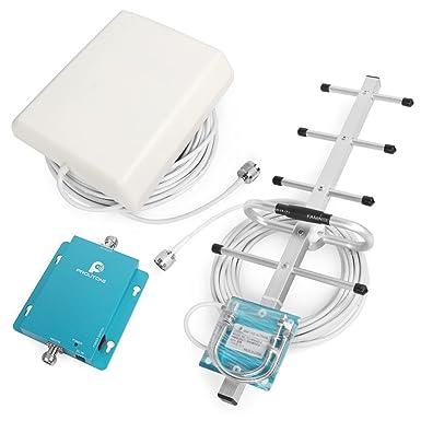 Proutone Celular gsm 900MHz Repetidores de Señal Teléfono Móvil de Refuerzo Amplificador de la Señal del