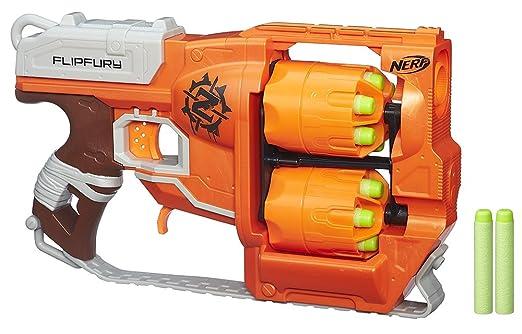 55 opinioni per Nerf- Zombie Flip Fury