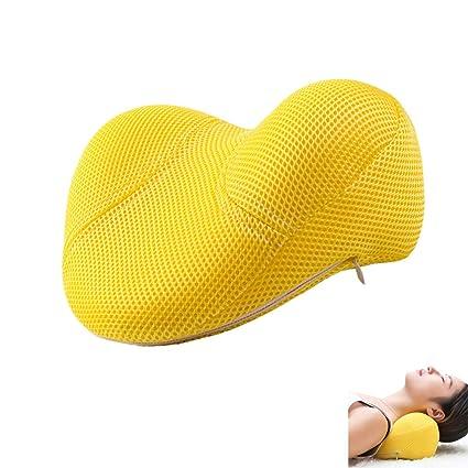 Amazon Com Usuno Washable Neck Pillow Memory Foam Cervical Neck And
