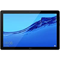 "Huawei Media Pad T5 - Tablet de 10.1"" Full HD (WiFi + 4 G, 3 GB de RAM, 32 GB Memoria Interna, Android 8.0) Negro"