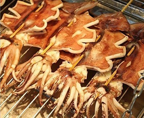 Dried seafood large-sized squid 24 Ounce (680 grams) from South China Sea Nanhai