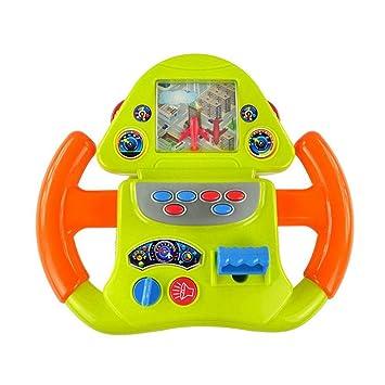 Éducatifs Jouets Simulation Early Voiture De Enfants Baby Volant 0PwkOn