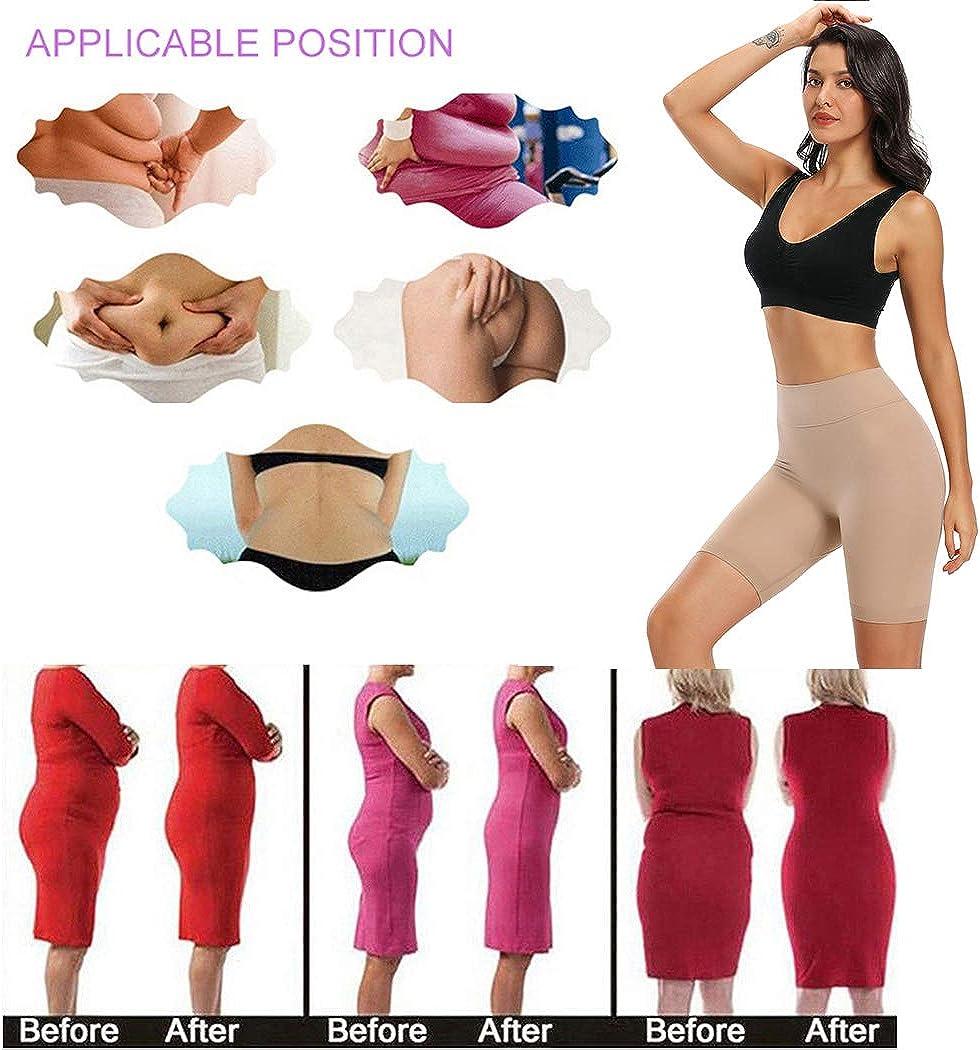 High Waisted Shapewear Shorts for Women Compression Tummy Control Boyshorts Thigh Slimmer Body Shaper Panty