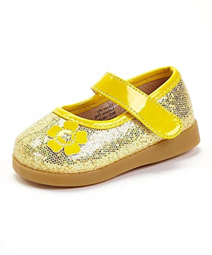 81cac8be49d85 Sneak A' Roos Little Girl's Squeaky Toddler Shoe