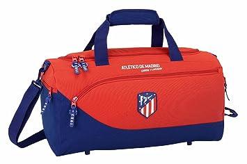 "Safta Bolsa De Deporte Atlético De Madrid ""Coraje"" Oficial 500x250x250mm"