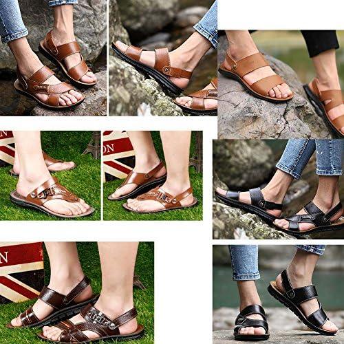 Black Temptation Chaussures Respirantes Sandales Décontractées D'été