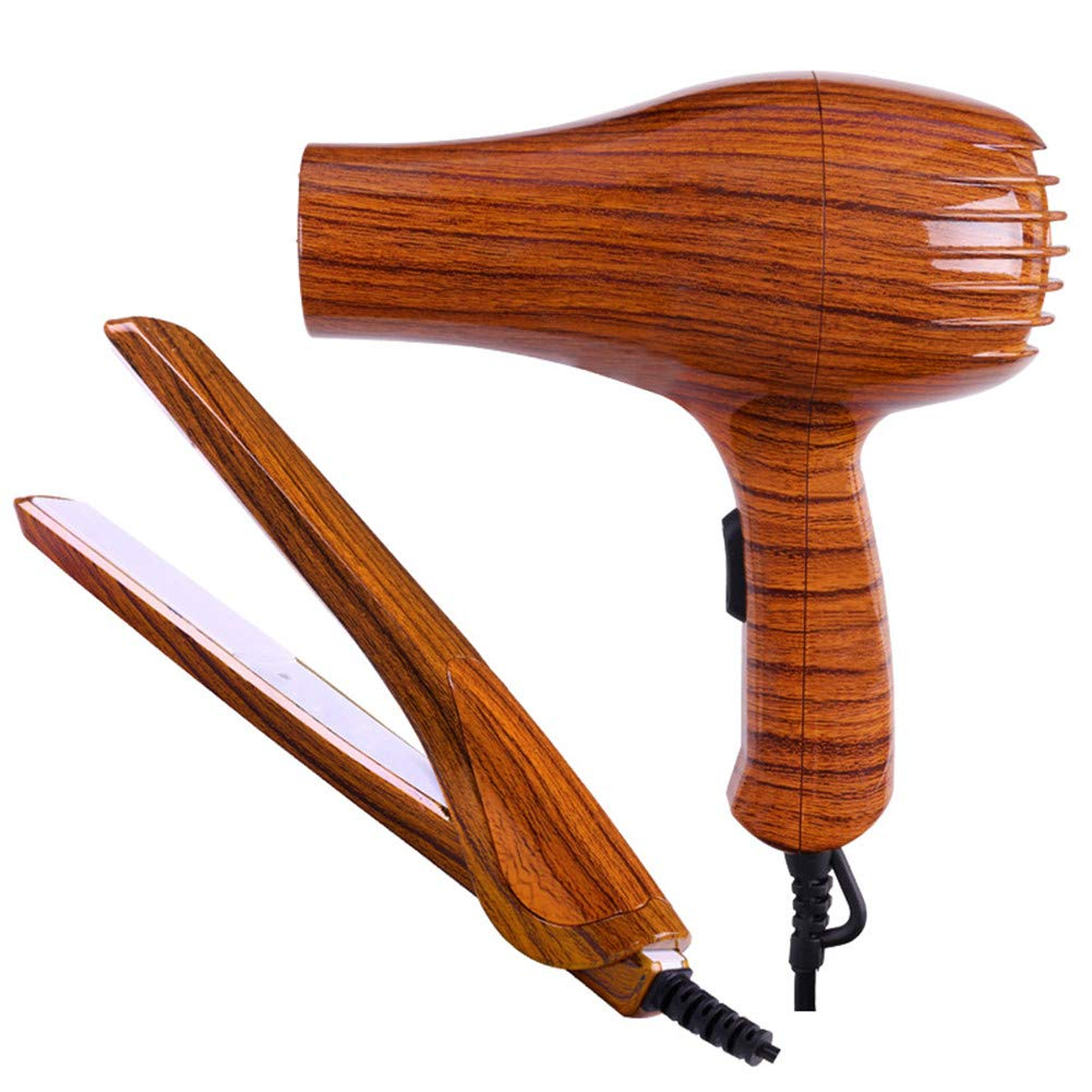 1000W Portable Multi-color Hair Dryer Straight Hair Combo Set Household Portable Travel Hair Dryer(E) MYMGG