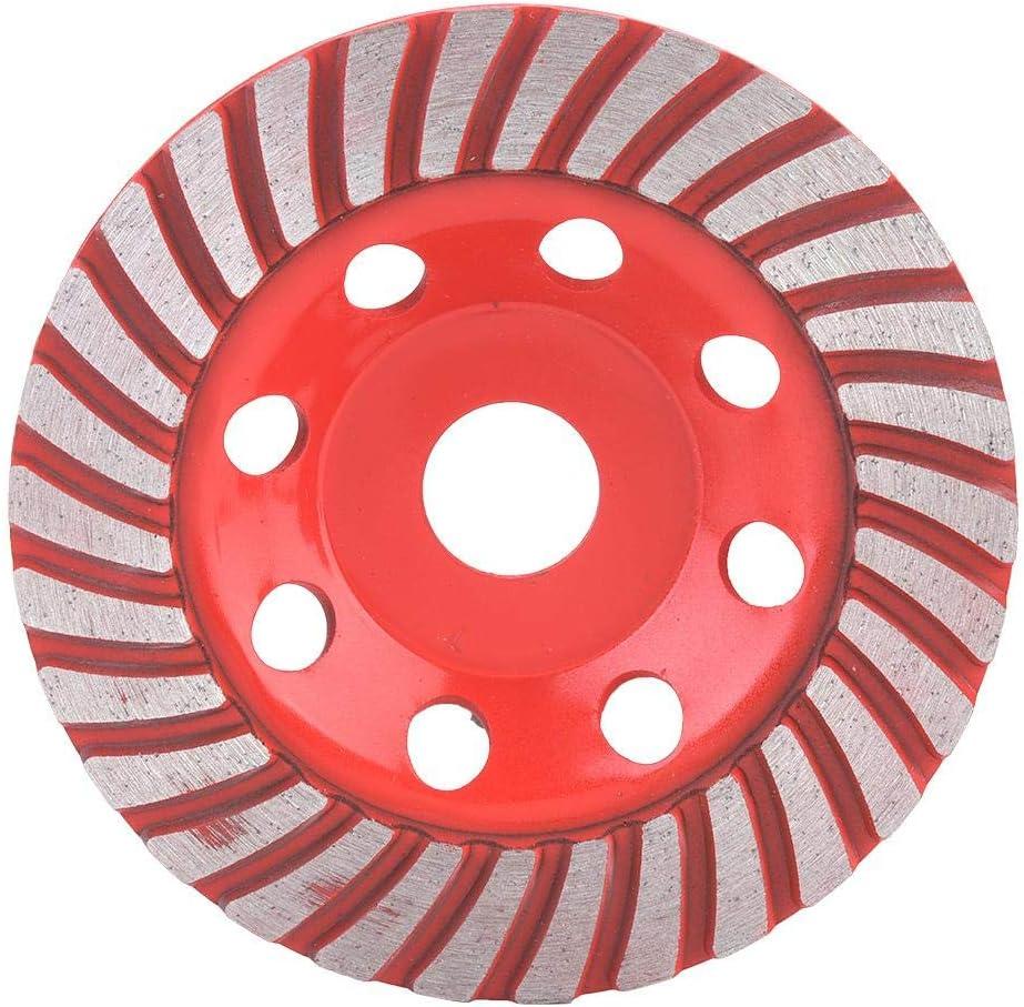 Disco de Corte de Segmentos de Diamante de Calidad Superior de la Rueda de Molienda para Granito de M/ármol piedra natural 125mm