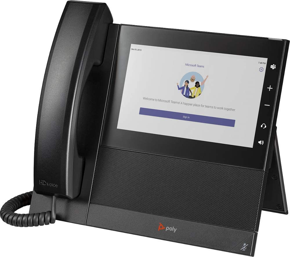 Polycom 2200-49780-019 CCX 600 Business Media Phone