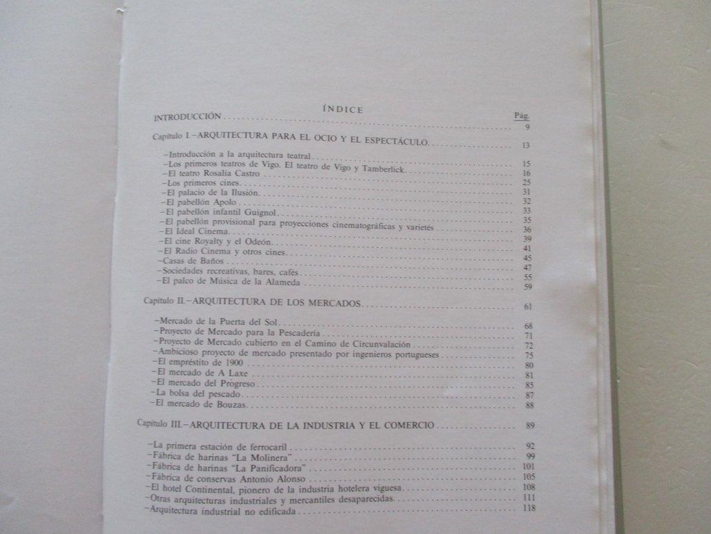 Vigo: la ciudad que se perdió : arquitectura desaparecida: Amazon.es: JAIME GARRIDO RODRÍGUEZ: Libros