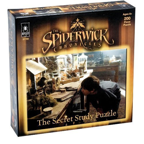 The Spiderwick Chronicles Secret Study Puzzle: 200 Pcs by Bepuzzled