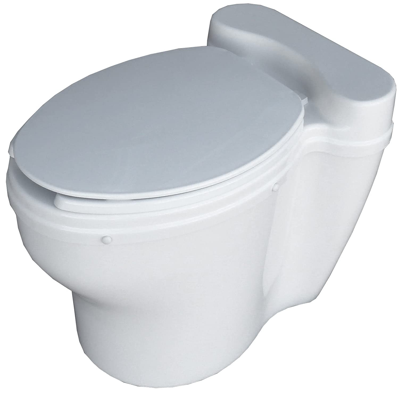 Amazon.com : Sun-Mar Dry Toilet-Elongated : Sports & Outdoors