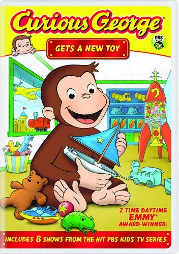 Curious George: Gets a New Toy -