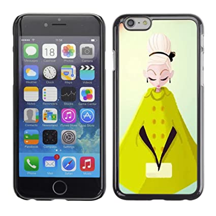 iphone 6 coque moutarde