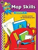 Map Skills, Grade 3 (Practice Makes Perfect Series)