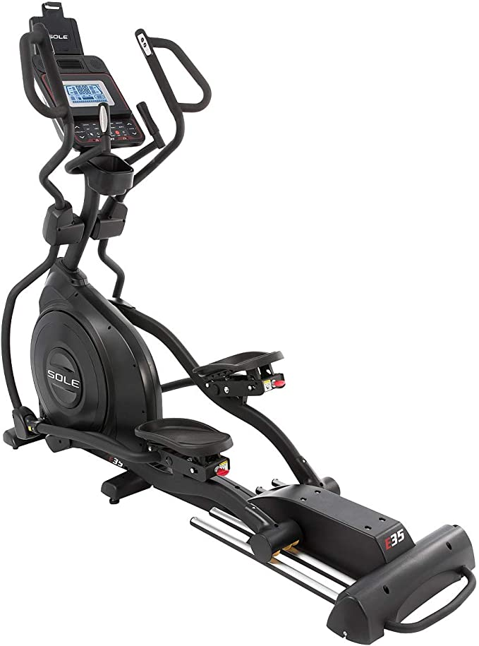 Sole E35 Elliptical Review for Workout Enthusiasts