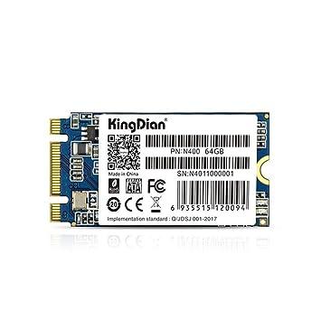 Huacaili Disco Duro y Accesorios KingDian SSD NGFF M.2 Interfaz ...